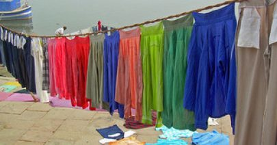 Today's Five Minute Friday Prompt – Laundry