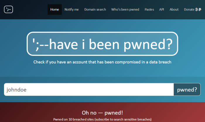 HaveiBeenPwned_Screenshot